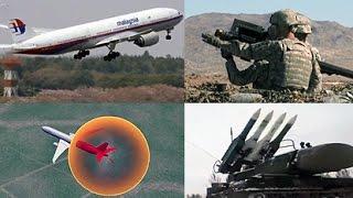วิเคราะห์ขีปนาวุธที่ใช้ยิงมาเลเซียแอร์ไลน์ MH17 - Springnews
