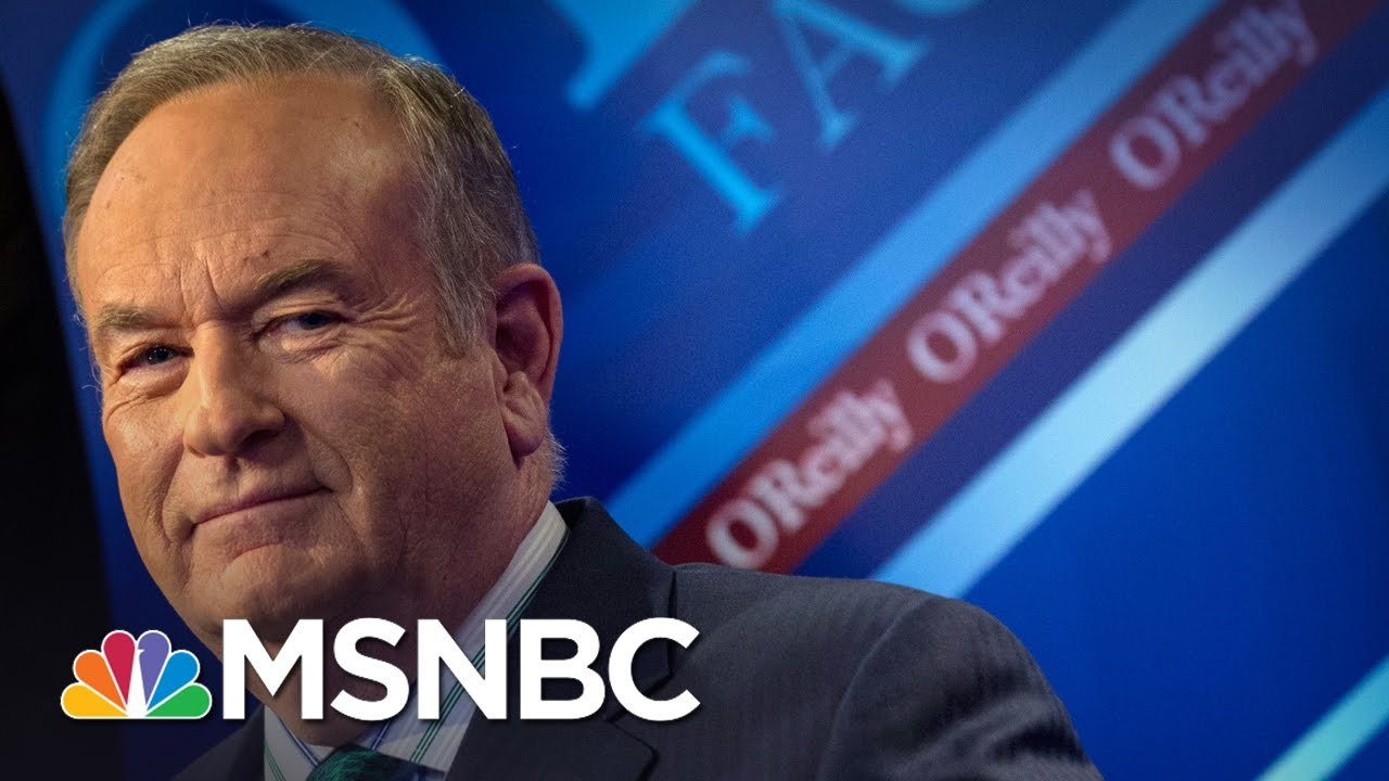 Bill O'Reilly To Get $25M In Fox News Exit | All In | MSNBC thumbnail
