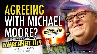 I agree with Michael Moore about Trump & NYT op-ed | Amanda Head