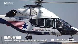 AIRBUS H160 DEMO FLIGHT