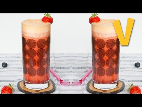 Video Red Bull Smoothie