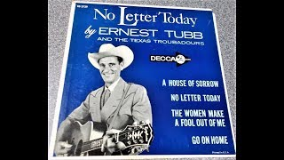 Ernest Tubb ~ ED 2739 ~ No Letter Today