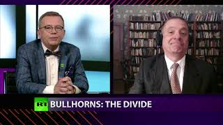 CrossTalk Bullhorns: The Divide
