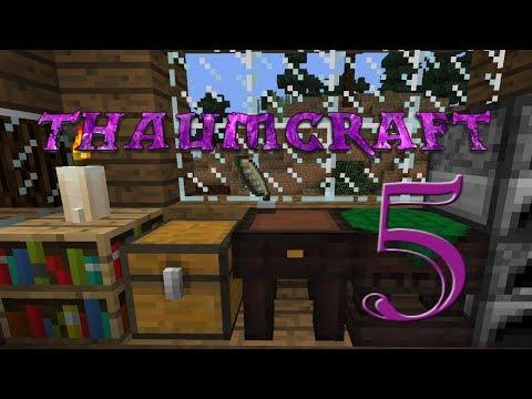 Thaumcraft 6 Part 5 - смотреть онлайн на Hah Life