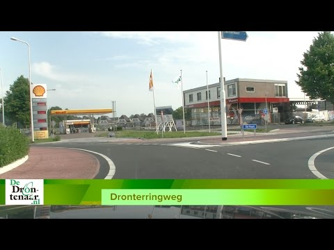 Afsluiting weg Dronten - Swifterbant overlapt afsluiting rotonde Hanzeweg
