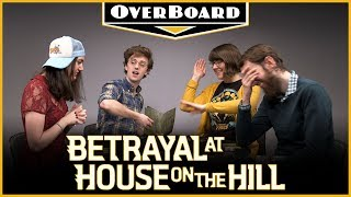 Let's Play BETRAYAL AT HOUSE ON THE HILL   Overboard, Episode 4
