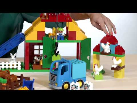Обзор LEGO Education PreSchool 45007