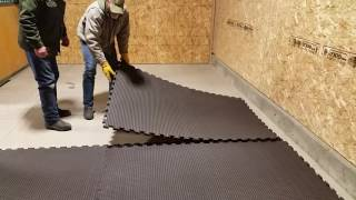 Installing Show-Ease Horse Stall Mats