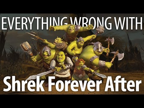 Download Everything Wrong With Shrek Forever After HD Mp4 3GP Video and MP3