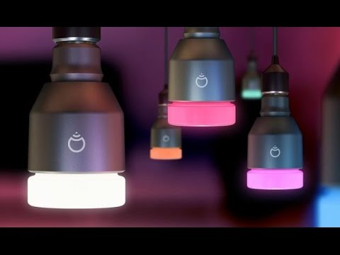 3 BEST Smart Light Bulbs & Smart Lighting Systems Of 2016