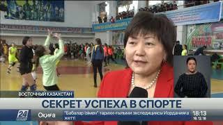 Чемпионка страны по конькобежному спорту рассказала школьникам о своих планах