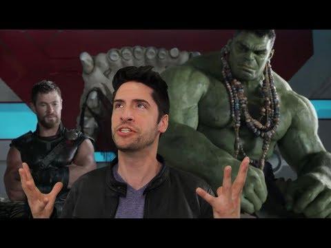 Thor: Ragnarok – Comic Con Trailer Review