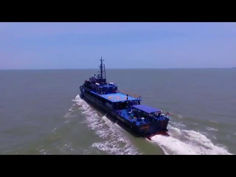 Fast Patrol Boat Bea dan Cukai 60 meter
