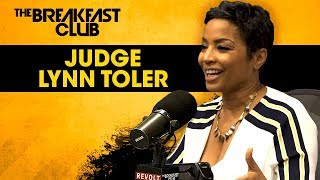 The Breakfast Club - Judge Lynn Toler Discusses Mental Health, Crazy Divorce Court Cases + More