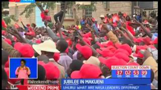 Uhuru to Makueni residents: What are NASA leaders offering?