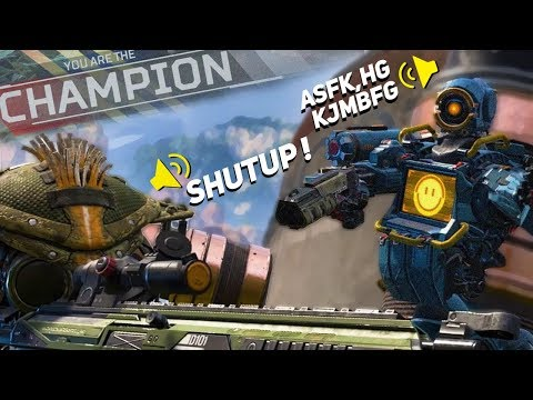 The Voice Chat Of APEX LEGENDS
