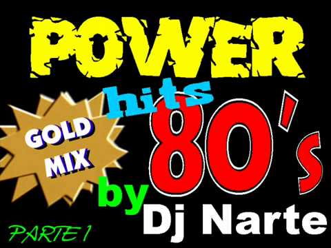 Power Hits 80 Gold Mix Parte 1 Mp3