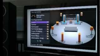YAMAHA RX-V673 Unboxing + Magnat Monitor Supreme 2000 / Test / Review (DSRocker)