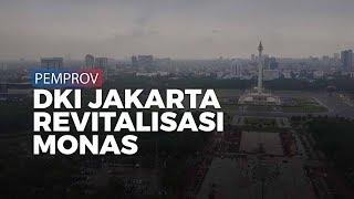 Pemprov DKI Jakarta Revitalisasi Monas untuk Ciptakan Ruang Interaksi Publik