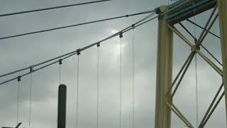 preview picture of video 'Ngetrip Jembatan Barito Kalimantan Selatan'