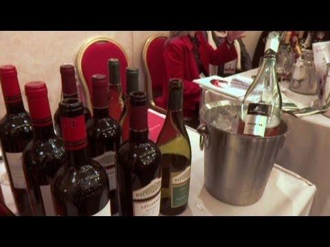 Se la moglie fortemente beve