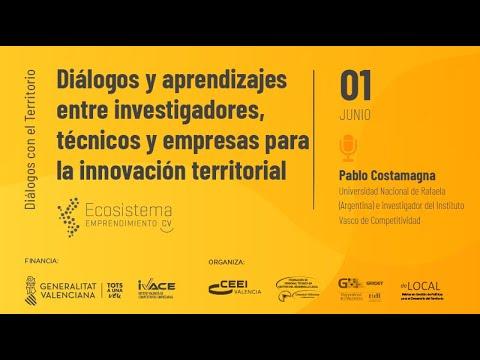 Diálogos y aprendizajes entre investigadores, técnicos y empresas para la innovación territorial[;;;][;;;]