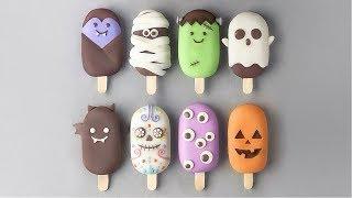 8 Halloween Popsicle Recipes   Yunmy + Healthy Desserts & Treats   Naturally Jo