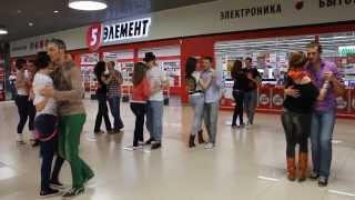 preview picture of video 'Kizomba Flashmob We Speak Kizomba (Minsk, Belarus)'