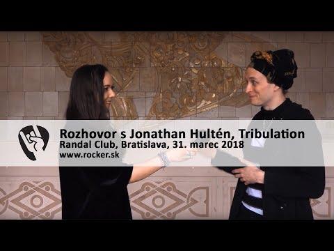 JONATHAN Z TRIBULATION: Chcel by som koncertovať s Iron Maiden