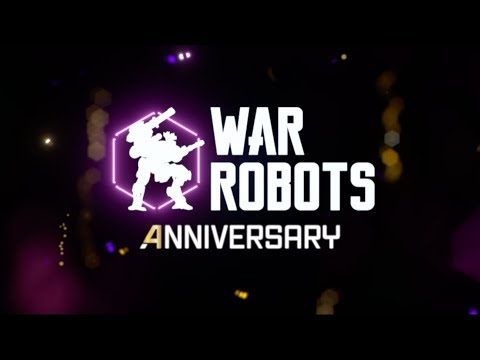 War Robots is 4 years old! 🎂