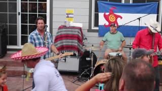 <b>Roger Clyne</b> And The Peacemakers Backyard BBQ  Colorado  Part 1 Of 4
