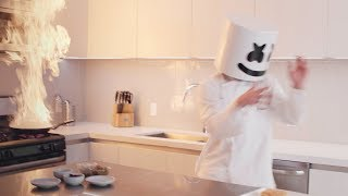 Cooking With Marshmello: How To Make The PLANTA Burger (Vegan Edition)