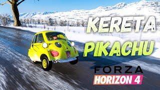 KECIL TAPI PADU! - Forza Horizon 4 (Bahasa Malaysia)