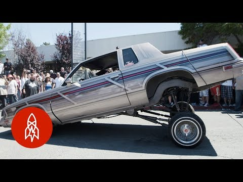 Meet the Lowriders of the Bay Area