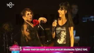 Hande Yener   ( Sezen Aksu Veda Konseri  Amsterdam )