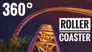 360 VR video Roller Coaster 360° Virtual Reality Google Cardboard Mummy Ride