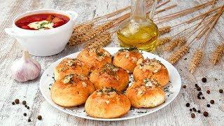 Чесночные пампушки - Рецепты от Со Вкусом