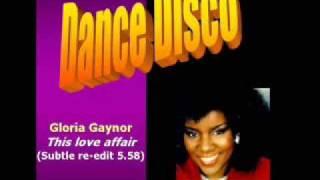 Gloria Gaynor: This love affair