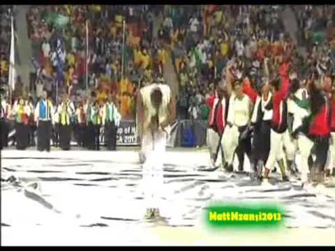 D'Banj – Oliver Twist At The AFCON 2013 Closing Ceremony