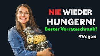 Beste vegane Lebensmittel für den Vorratsschrank (2020)