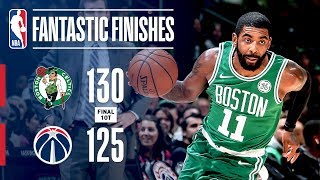 Celtics And Wizards Battle In Overtime! | December 12, 2018