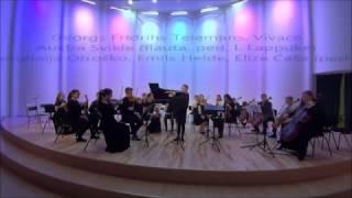 Draudzības koncerts Siguldā 03-05-2017