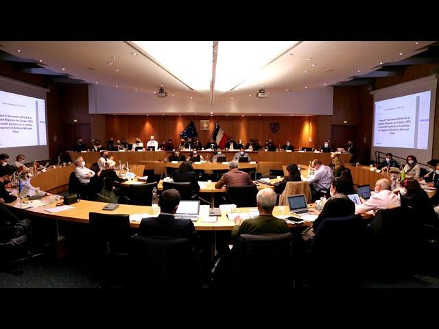 Conseil municipal du 23 février 2021 - 2e partie