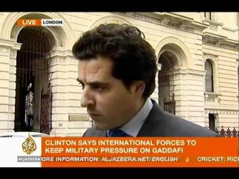 Al Jazeera English - Libya Interview