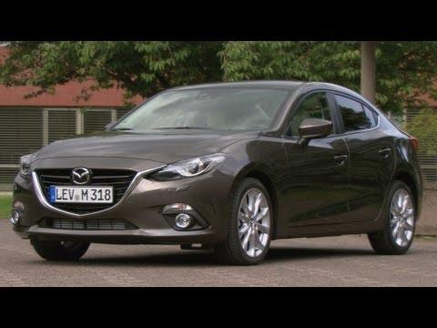 Mazda 3 Sedan Седан класса C - рекламное видео 3