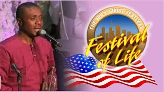 Nathaniel Bassey POWERFUL Worship @ RCCGNA 2017 FESTIVAL OF LIFE