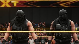 WWE 2K18: Authors of Pain and Finn Bálor Full Ring Entrance Videos!