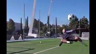 """Тренировки в лагере """"Реал Мадрид"""""""