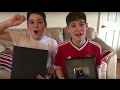 "unboxing our Silver Play Button !! ""Max & Harvey Official"""