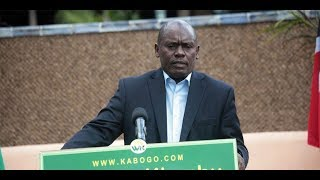 Kabogo to sue telcos over data bundles expiry - VIDEO